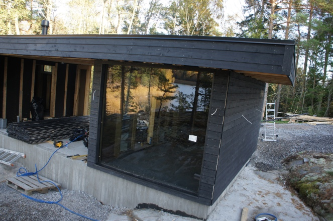 Saunatuvan ikkuna 2350 x 2420 mm