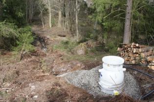 Jätevesisäiliö